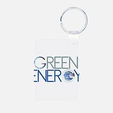 Green Energy Keychains