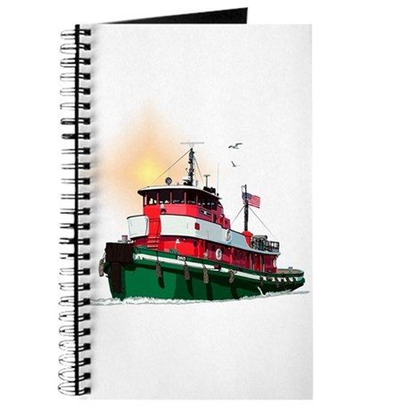 The Tugboat Ohio Journal
