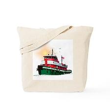 The Tugboat Ohio Tote Bag