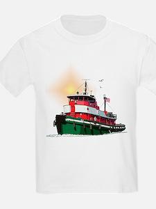 The Tugboat Ohio T-Shirt