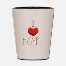 Cute Akhenaten Shot Glass