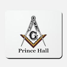 Prince Hall Square and Compass Mousepad
