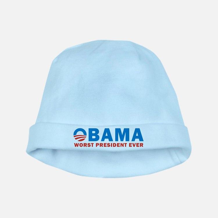 Worst Ever baby hat