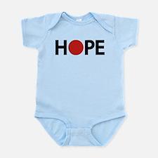 Hope for Japan ! Infant Bodysuit
