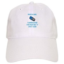 Geocacher Tupperware Baseball Cap