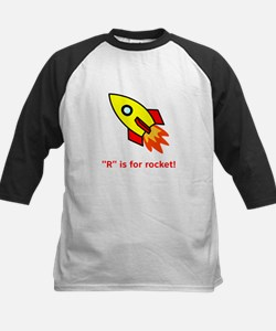 R Is For Rocket! Tee