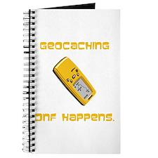 Geocaching DNF Happens! Journal