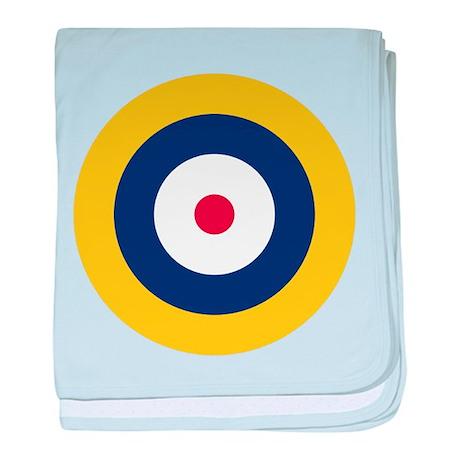 RAF Baby Blanket