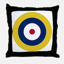 RAF Throw Pillow