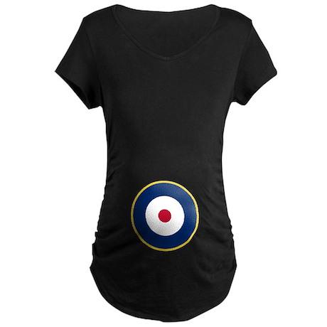 RAF Maternity T-Shirt (Dark)