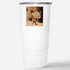 Texas Wine Snob Stainless Steel Travel Mug