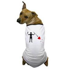 Blackbeard Dog T-Shirt