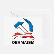 Obamaism Greeting Card