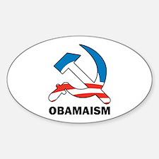 Obamaism Decal