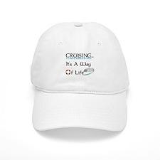 Cruising... A Way of Life Baseball Cap