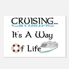 Cruising... A Way of Life Postcards (Package of 8)