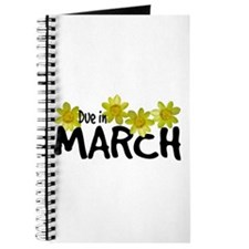 Due in March - Daffodils Journal