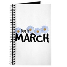 Due in March - Daisies Journal