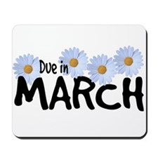 Due in March - Daisies Mousepad
