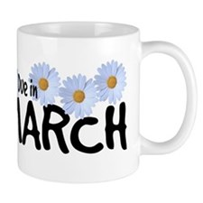 Due in March - Daisies Mug