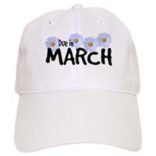 Due in March - Daisies Baseball Cap