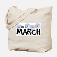 Due in March - Daisies Tote Bag