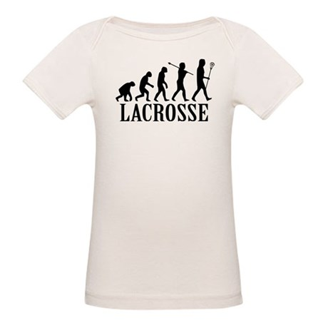 Lacrosse Evolution Organic Baby T-Shirt