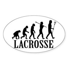Lacrosse Evolution Decal