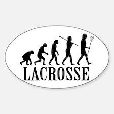 Lacrosse Evolution Decal