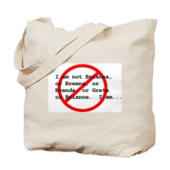 Say it right! - Tote Bag