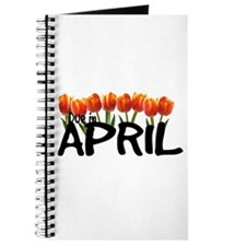 Due in April - Tulips Journal