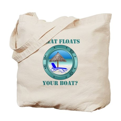 What Floats Your Boat Tote Bag