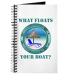 What Floats Your Boat Journal