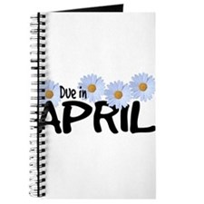 Due in April - Daisies Journal