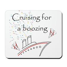 Cruising for a Boozing Mousepad