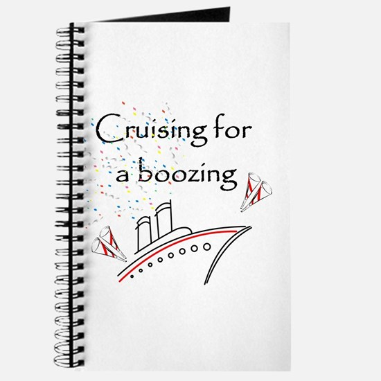 Cruising for a Boozing Journal