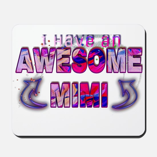 I have an awesome Mimi Mousepad