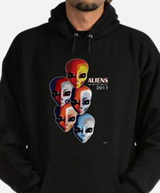 The Aliens with Ben Spies! Hoodie (dark)