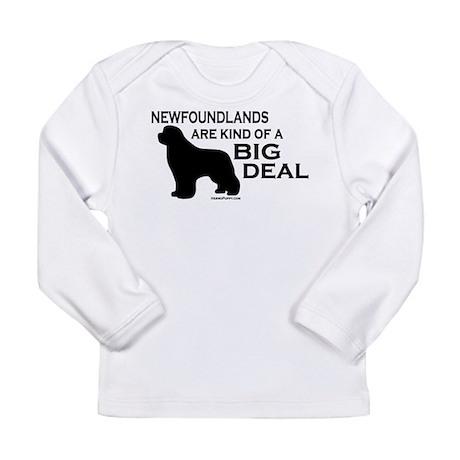 Big Deal Long Sleeve Infant T-Shirt