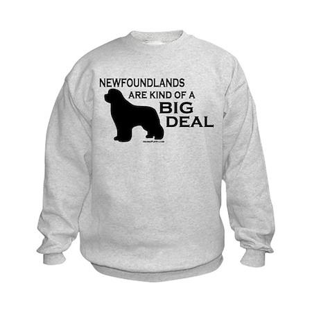 Big Deal Kids Sweatshirt