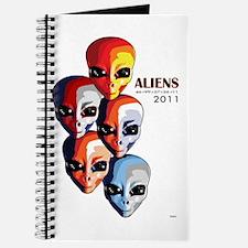 The Aliens with Ben Spies! Journal