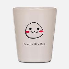 Unique Rice Shot Glass