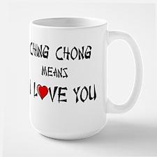 Ching Chong Mug