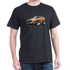 1970 AMX Orange-White Car T-Shirt