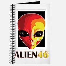Alien 46 Valentino Rossi Journal