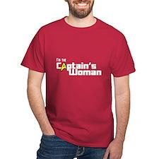 The Captain's Woman T-Shirt