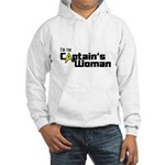 The Captain's Woman Hooded Sweatshirt