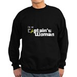 The Captain's Woman Sweatshirt (dark)