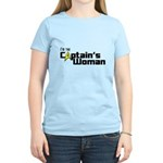 The Captain's Woman Women's Light T-Shirt