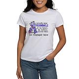 Esophageal cancer Women's T-Shirt